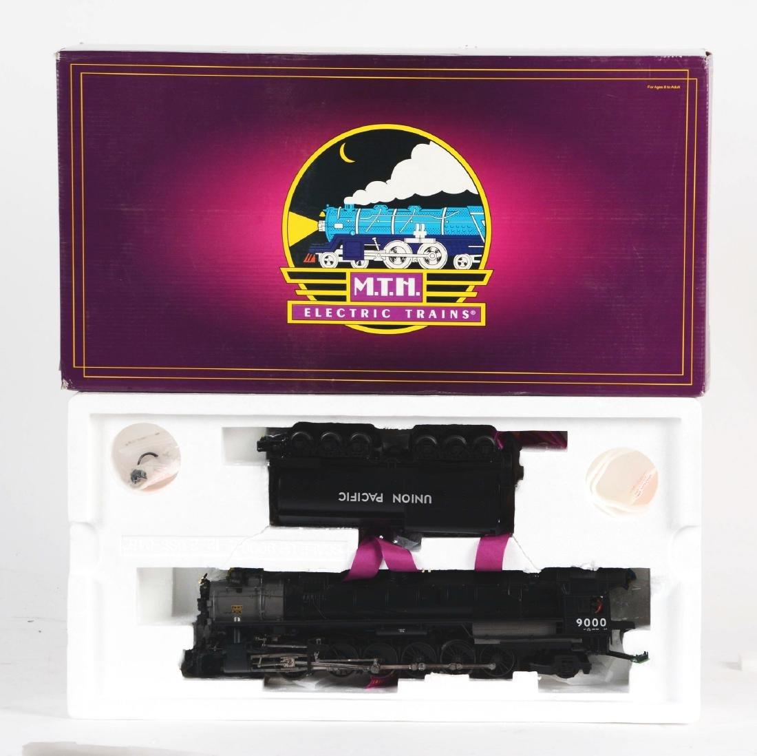 MTH 4-12-2 9000 Steam Engine In Box.