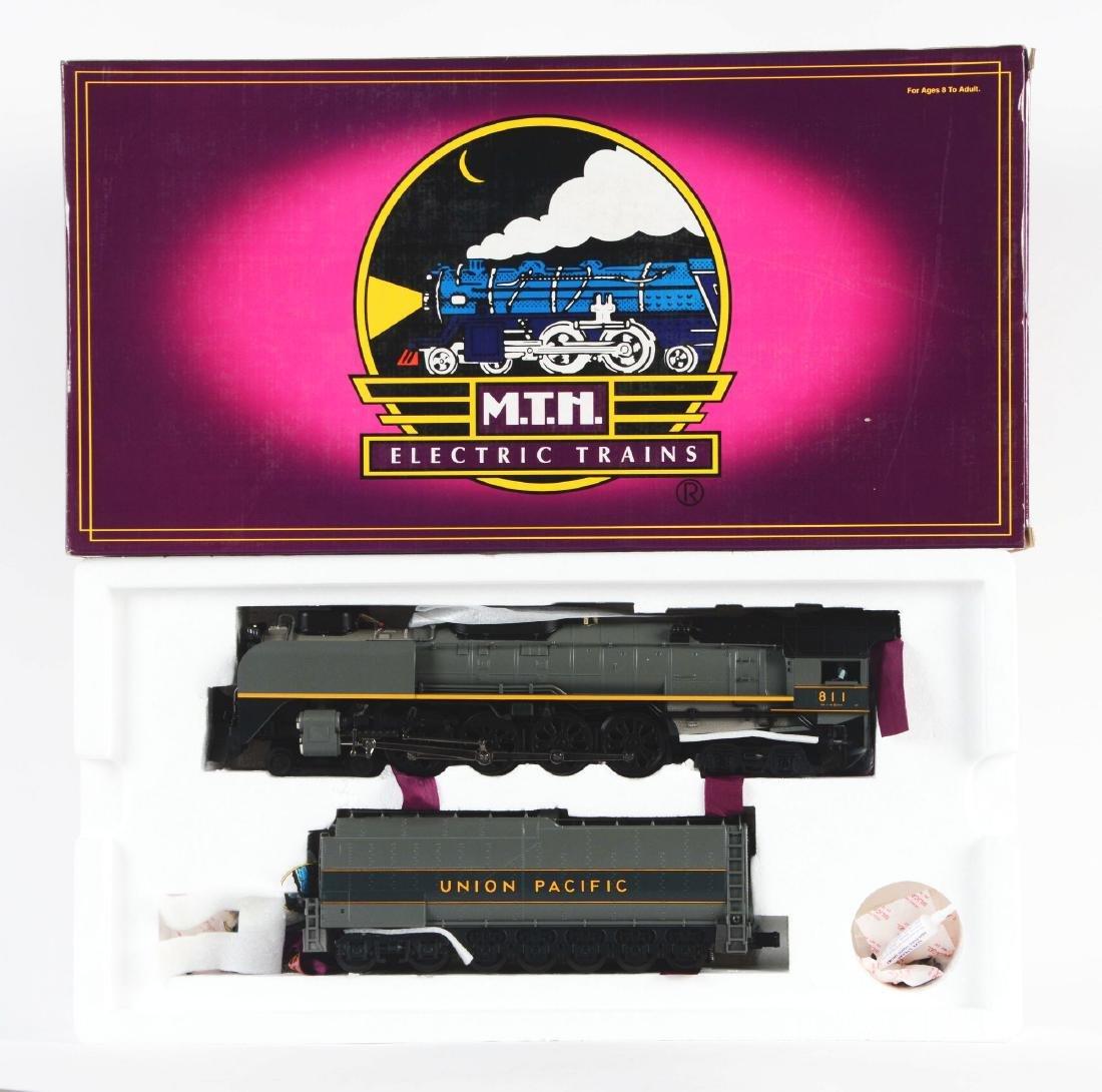 MTH  FEF Steam Engine In Box.