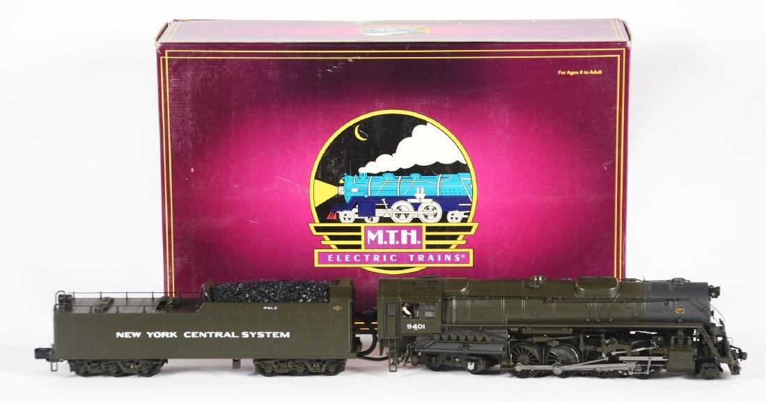 MTH 284 Berkshire Steam Engine In Box.