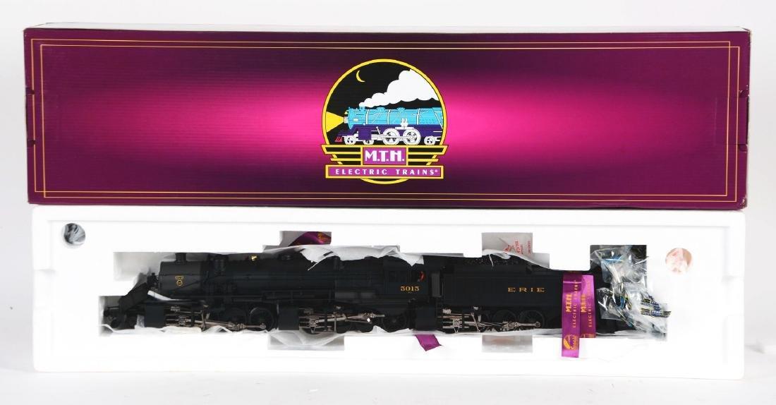 MTH 2-8-8-8-2 Triplex Steam Engine In Box.