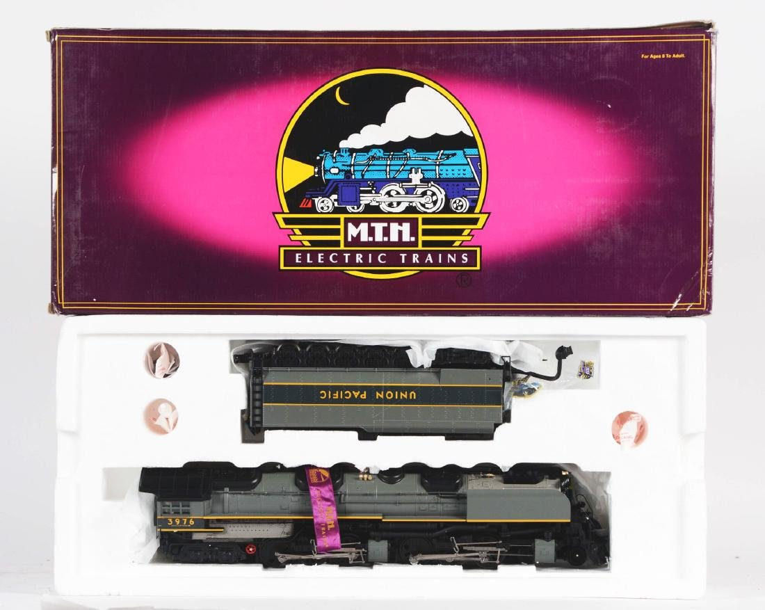 Contemporary MTH Union Pacific Challenger Steam Engine