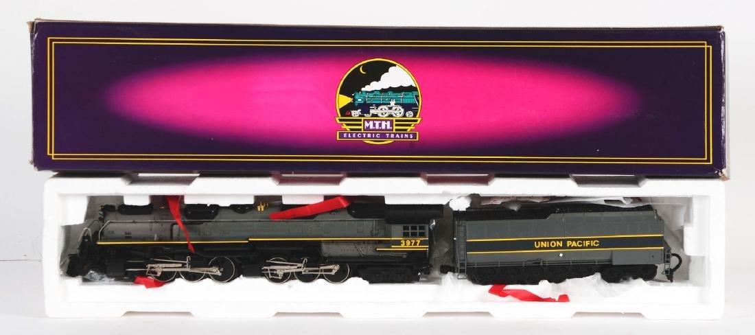 MTH Challenger Steam Locomotive.