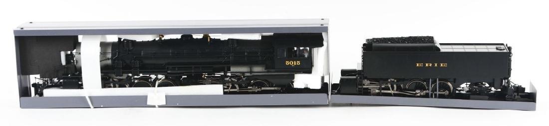 MTH Rail King Triplex Steam Engine In Box.