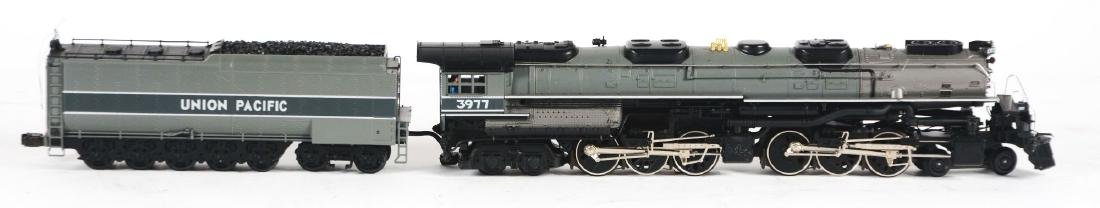 Union Pacific 4664 MTH Engine & Tender.