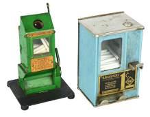 Lot Of 2 1 Countertop Cigarette Vending Machines