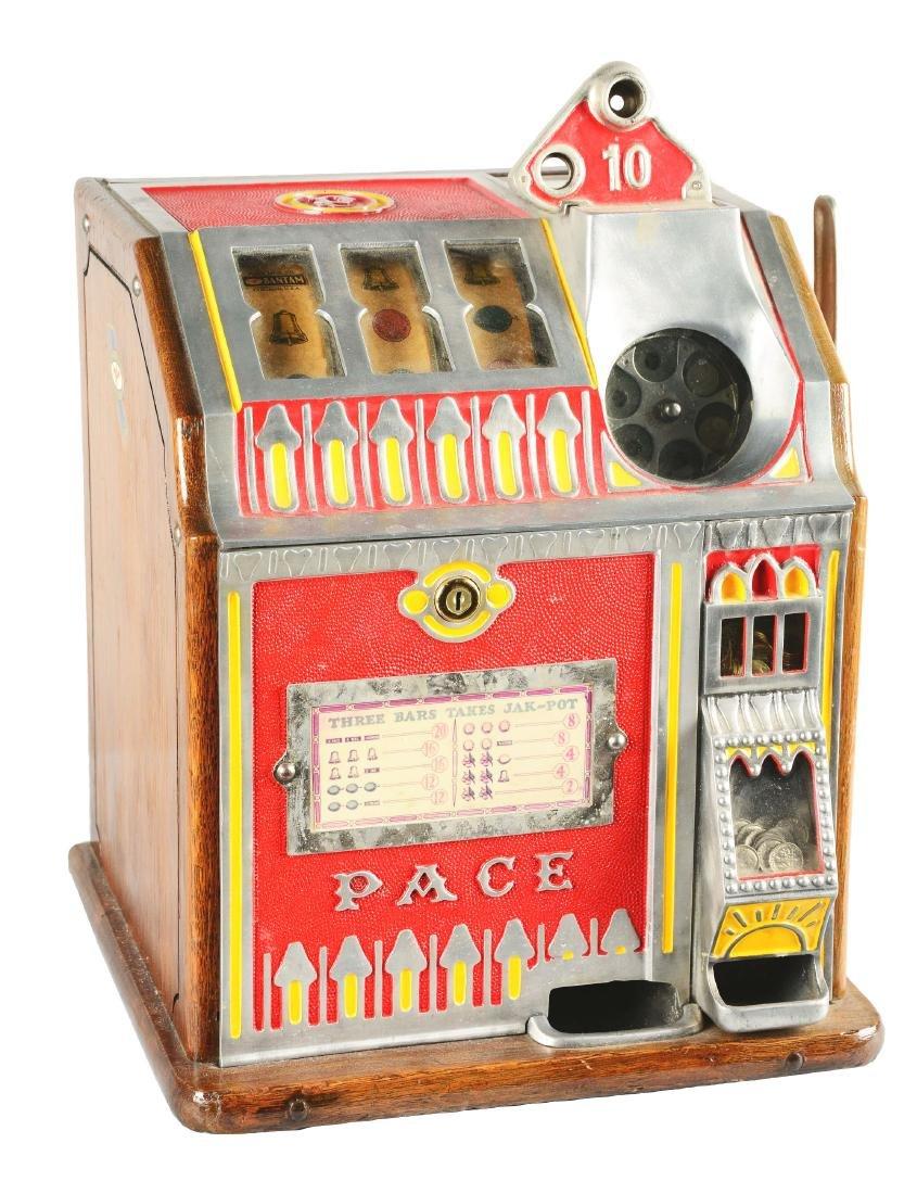 **10¢ Pace Bantam Bell Slot Machine.