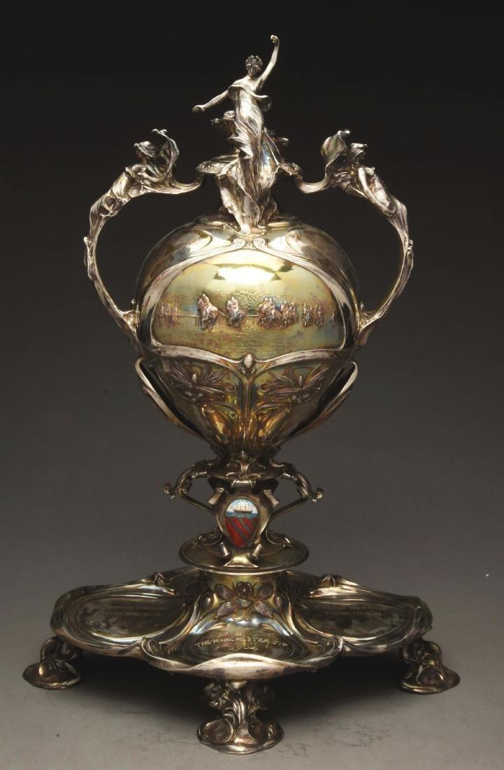 English Silver Trophy.
