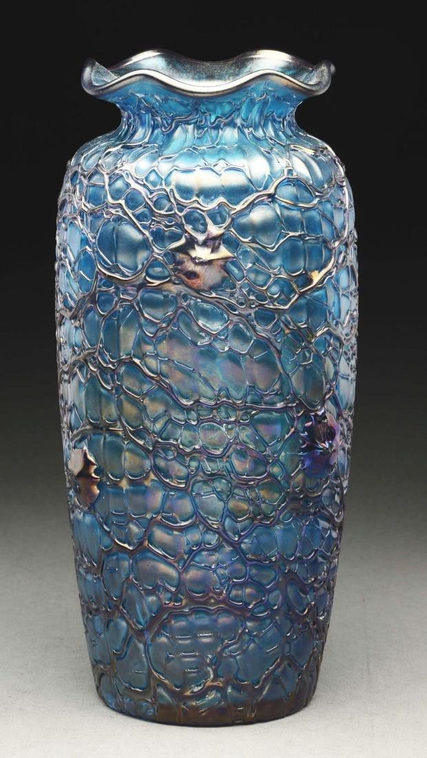 Loetz New Chine Vase.