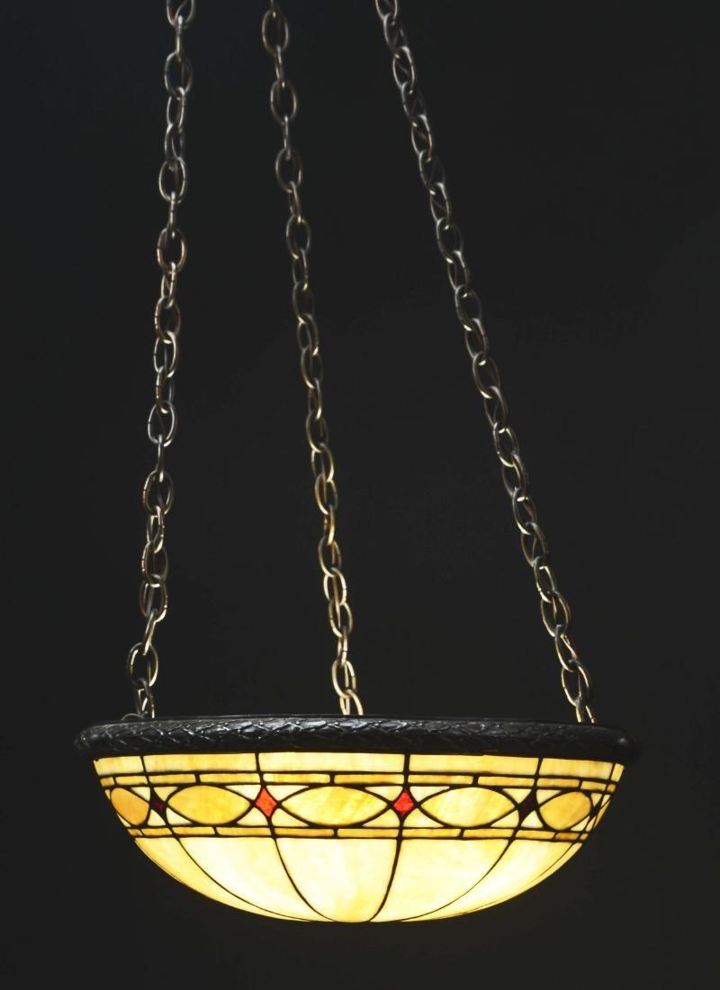 Duffner & Kimberly Hanging Dome.