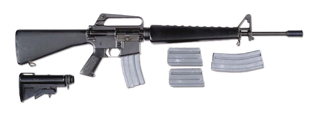 (N) Outstanding Condition Colt M16A1 MAchine Gun as