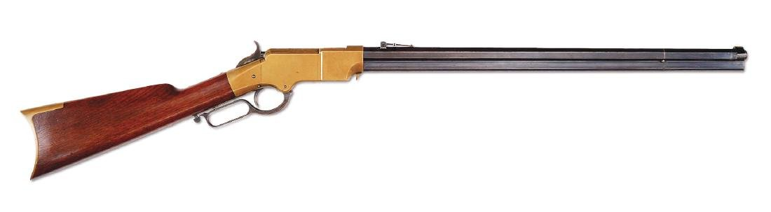 (A) Sublime New HAven Arms Model 1860 Henry Rifle (Last