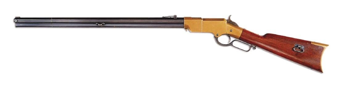 (A) Sublime New HAven Arms Model 1860 Henry Rifle (Last - 2