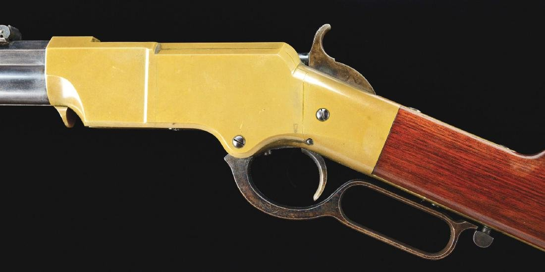 (A) Sublime New HAven Arms Model 1860 Henry Rifle (Last - 5