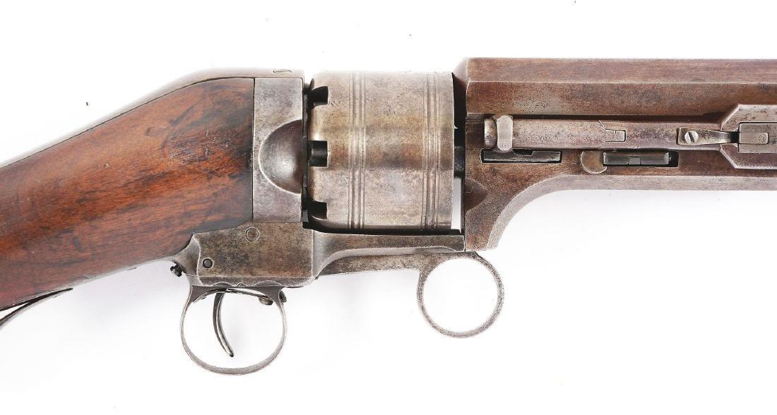 (A) Fine Paterson/Colt No. 2 Ring Lever Revolving - 3