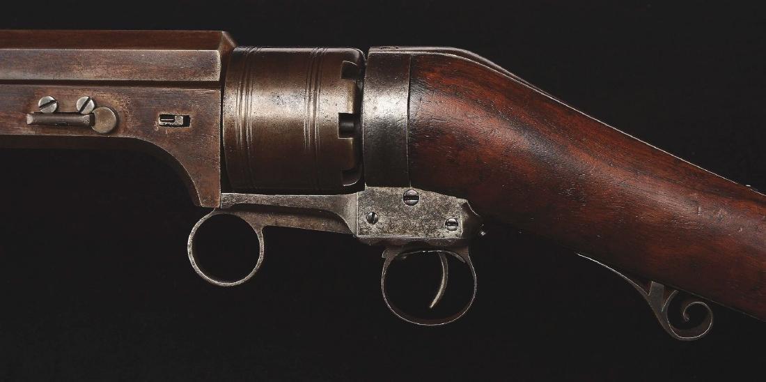 (A) Fine Paterson/Colt No. 2 Ring Lever Revolving - 4