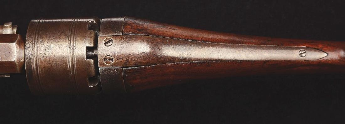 (A) Fine Paterson/Colt No. 2 Ring Lever Revolving - 5