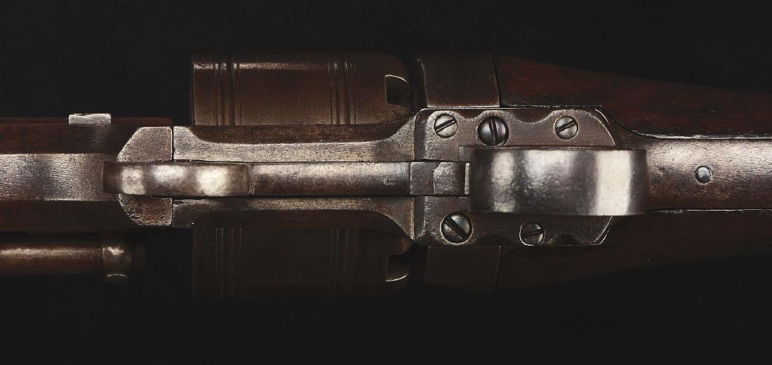 (A) Fine Paterson/Colt No. 2 Ring Lever Revolving - 8