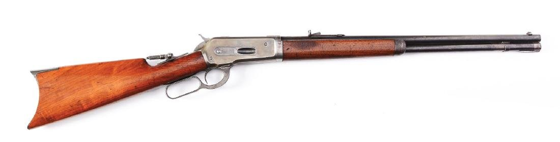 (A) Fantastic Buffalo Hunters Winchester 1886 Takedown - 3