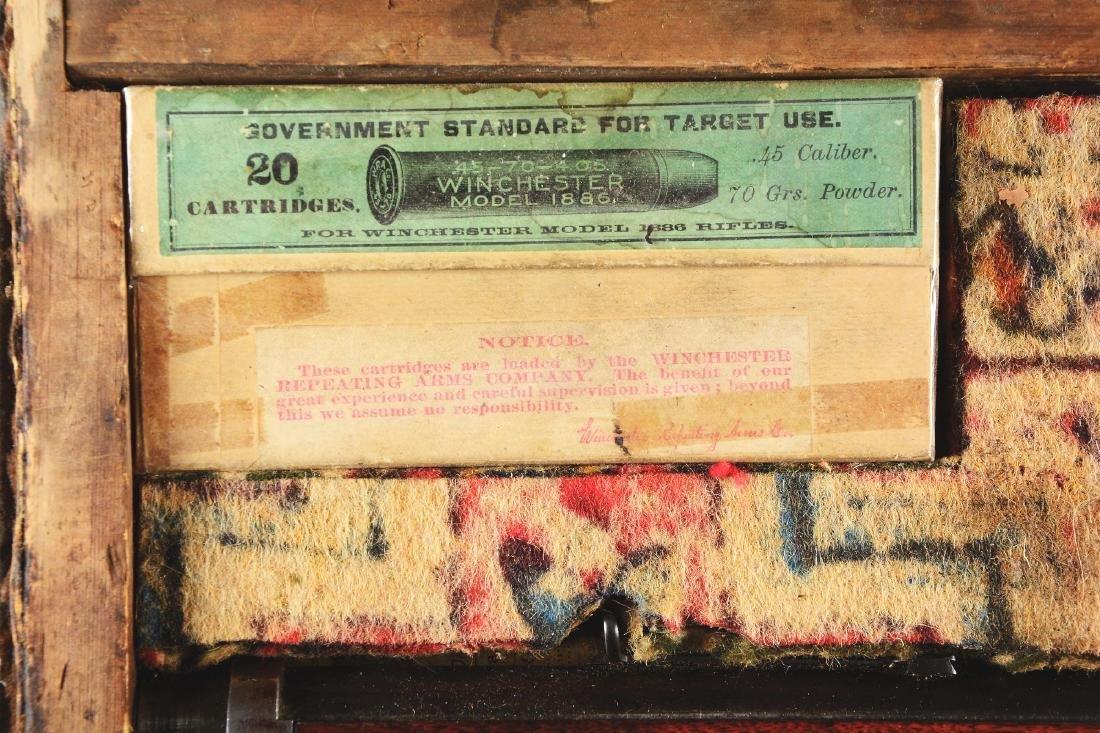 (A) Fantastic Buffalo Hunters Winchester 1886 Takedown - 7