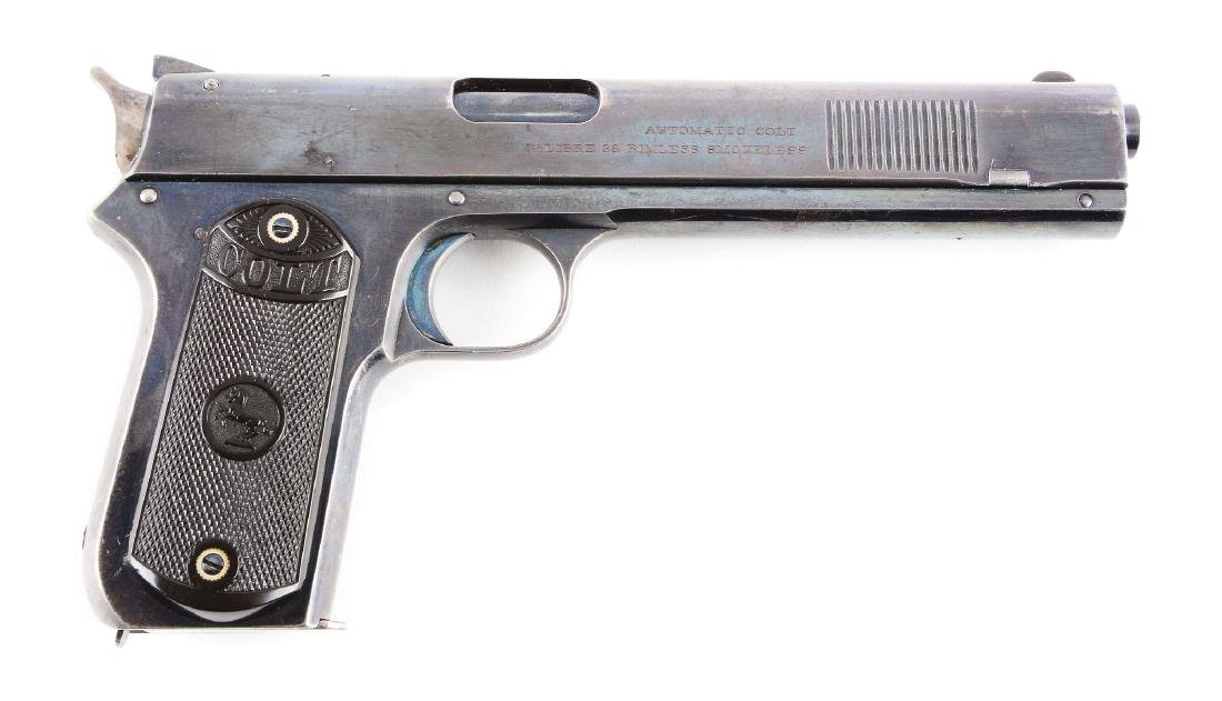 (C) Scarce High Condition Colt Model 1900 Commercial