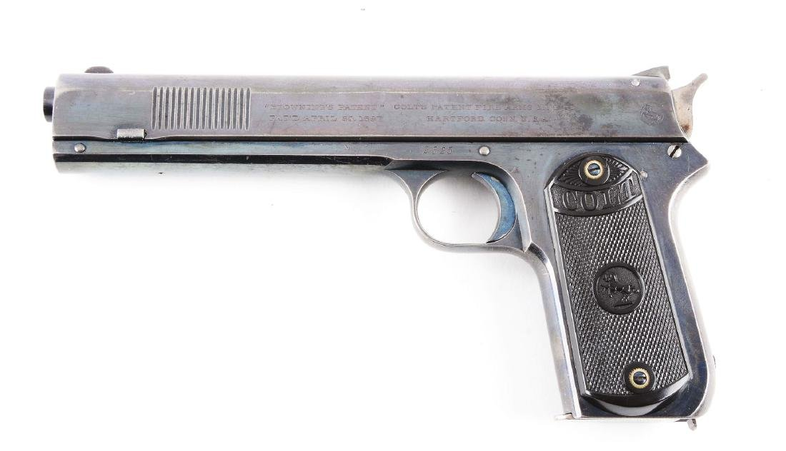 (C) Scarce High Condition Colt Model 1900 Commercial - 2