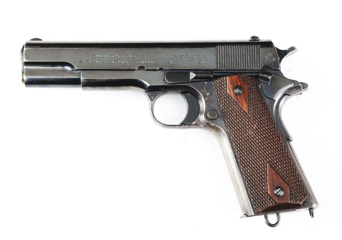 (C) High Polish Colt Model 1911 Commercial Model - 2