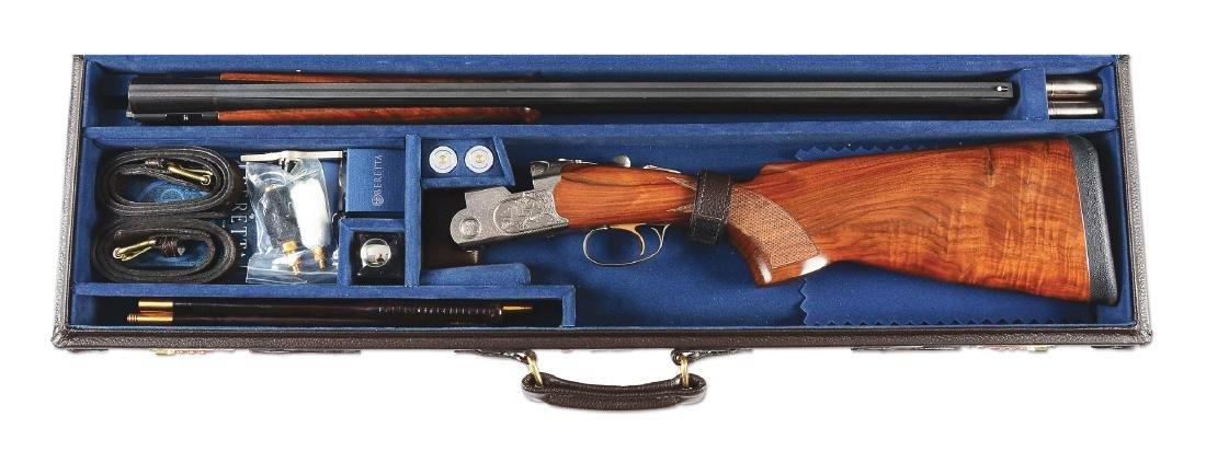 (M) Beretta Model 687 Silver Pigeon OU Sporting Clays