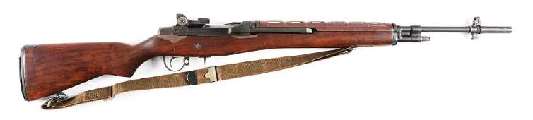 (M) Springfield Armory M1A NM Rifle.