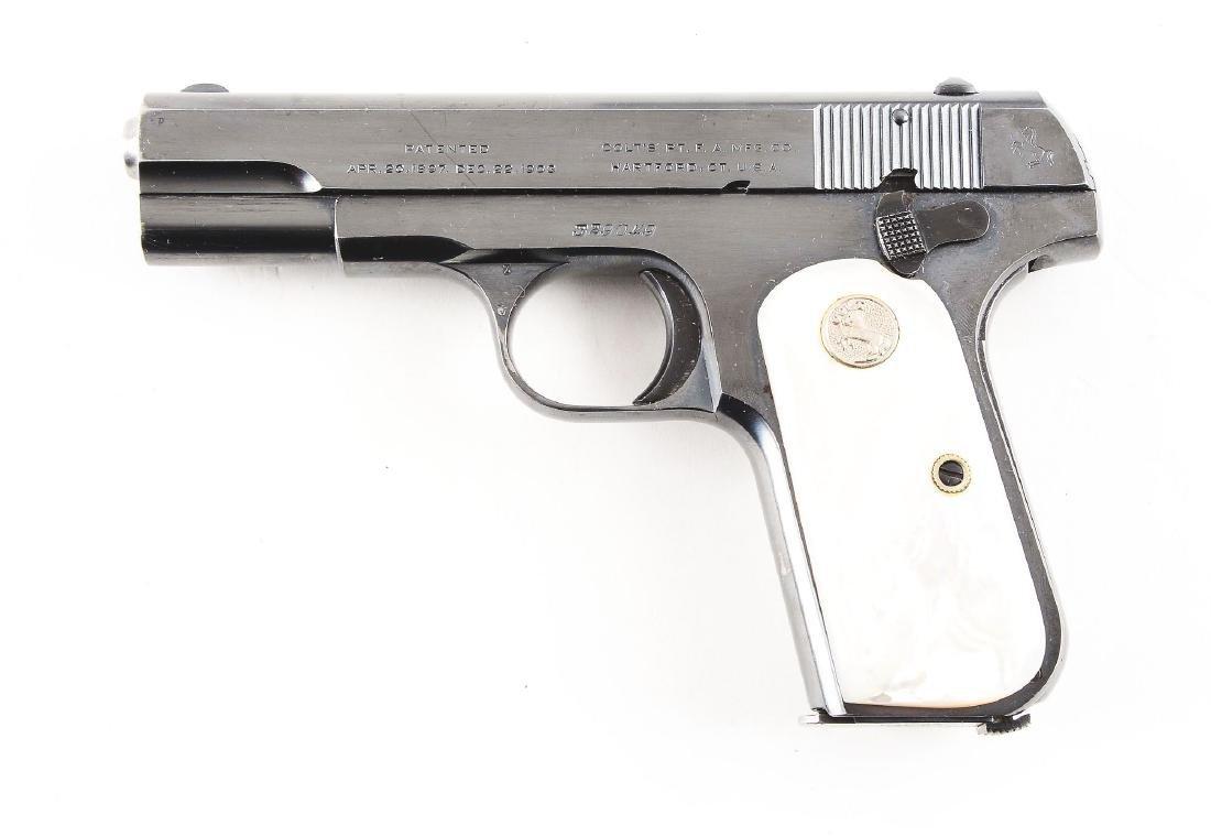 (C) Boxed Colt Model 1903 Pistol (1920). - 3