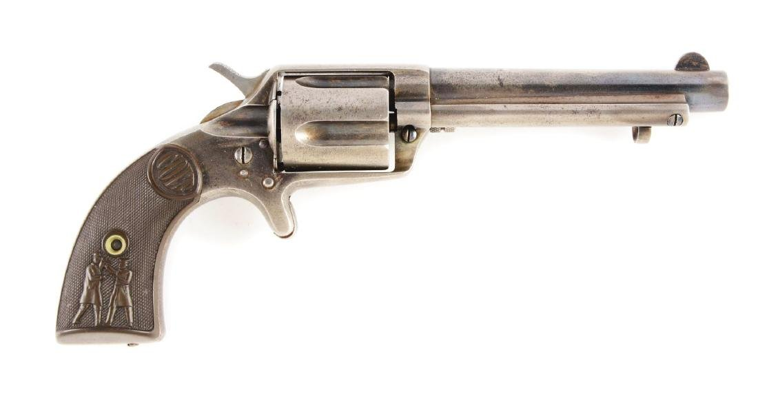 (A) Colt Cop-&-Thug New Police .38 Spur Trigger