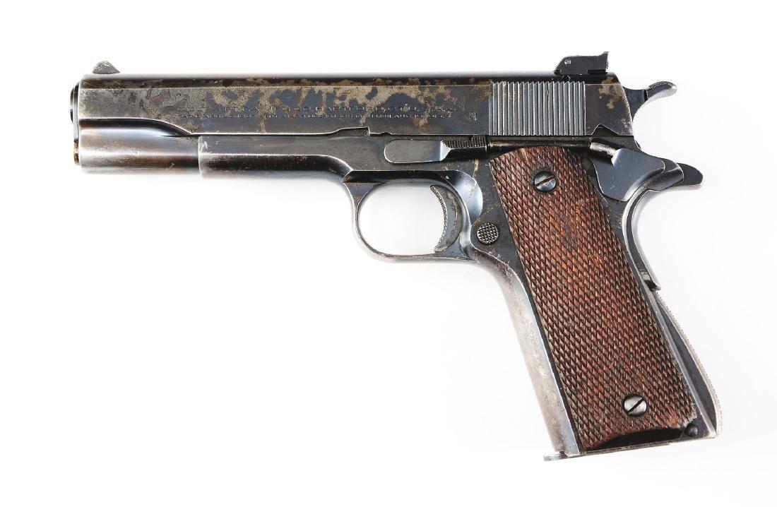 (C) Pre-War Colt Service Model Ace .22 Caliber - 2