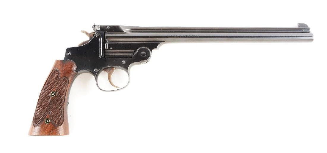(C) Smith & Wesson 3rd Model Perfected Single Shot