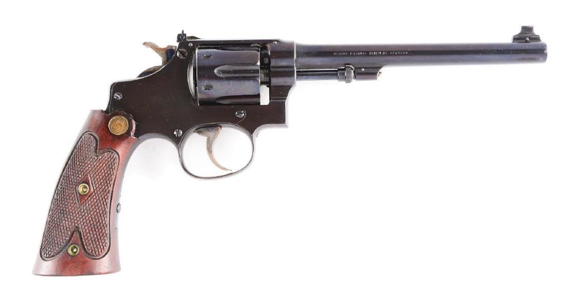 (C) High Condition Pre-War Smith & Wesson Bekeart Model