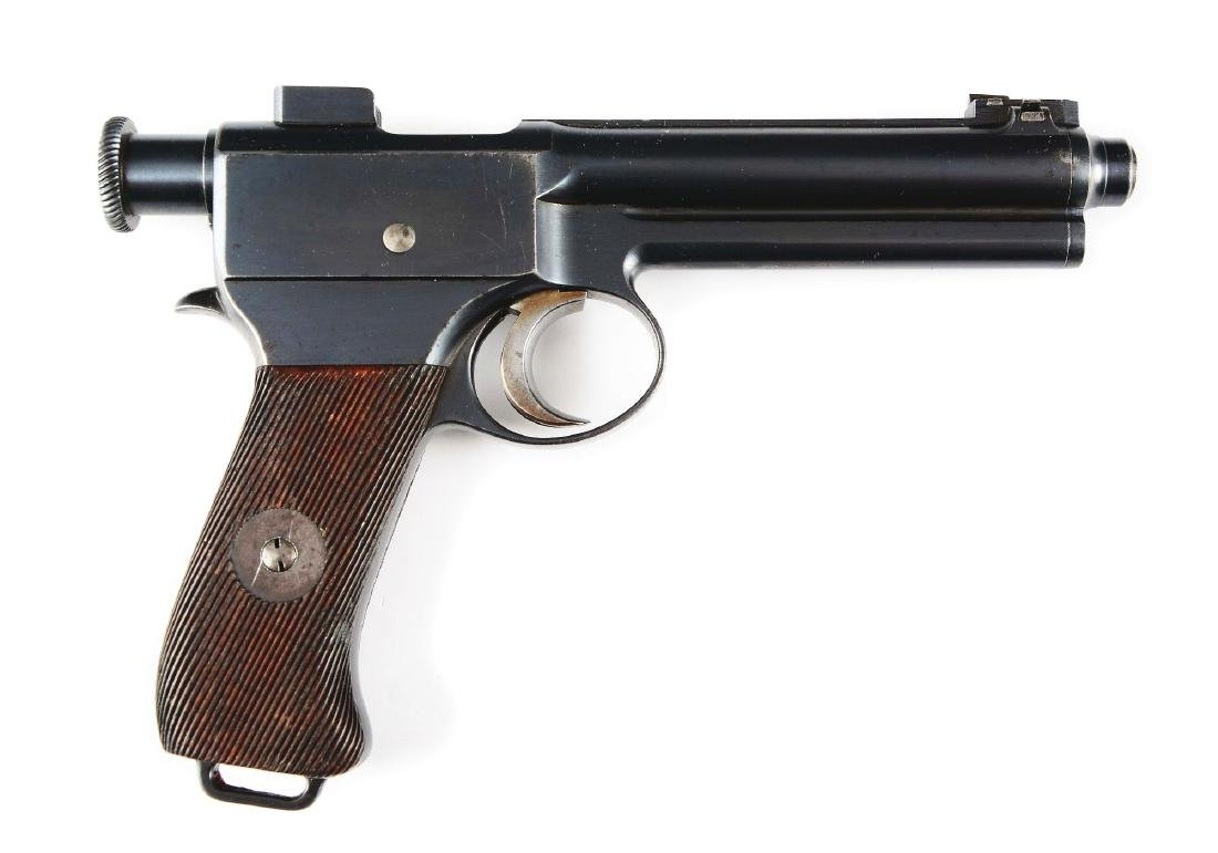 (C) High Condition M1907 Roth Steyr Semi-Automatic