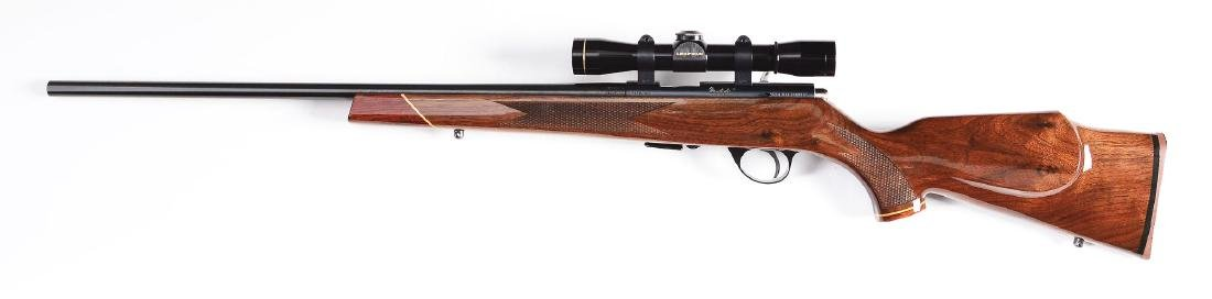 (M) German Weatherby Mark XXII .22 LR Bolt Action - 2