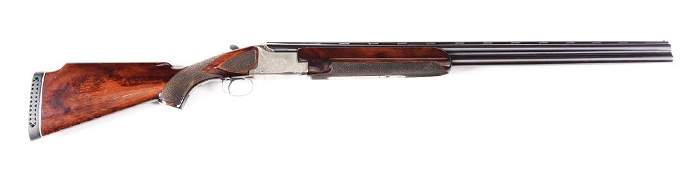 (M) Winchester Model 101 Pigeon Grade Shotgun.