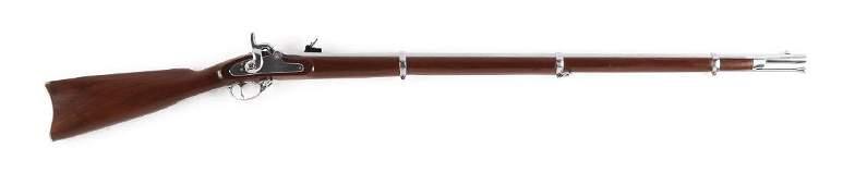 A Colt Model 1861 Percussion Rifle Modern