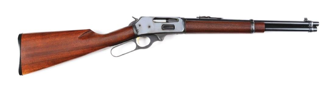 (C) Marlin Model 336RC Marauder Lever Action Carbine.