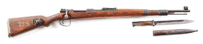 (C) Post War Czech BRNO Mauser Model 98k dot 1945