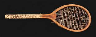 Horsman Maker TiltHead Tennis Racket
