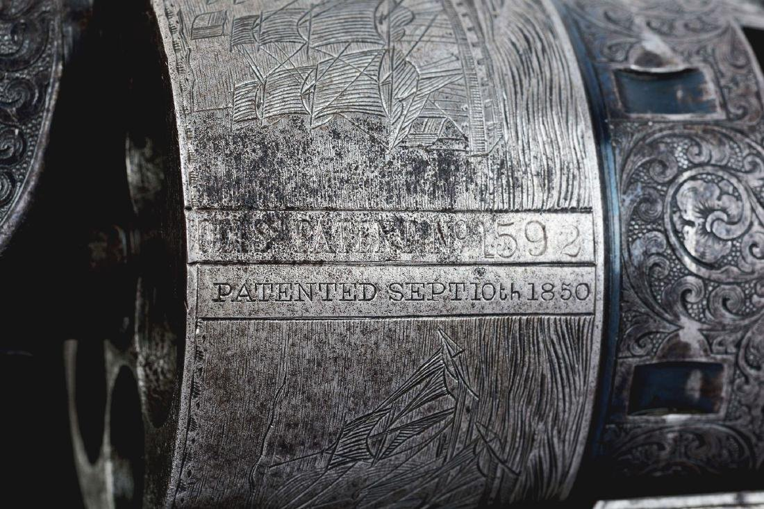 (A) The Historic Ultra Deluxe Factory Engraved - 6