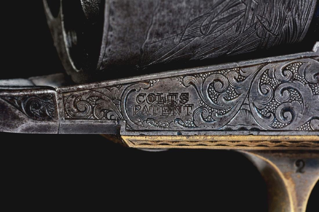 (A) The Historic Ultra Deluxe Factory Engraved - 8