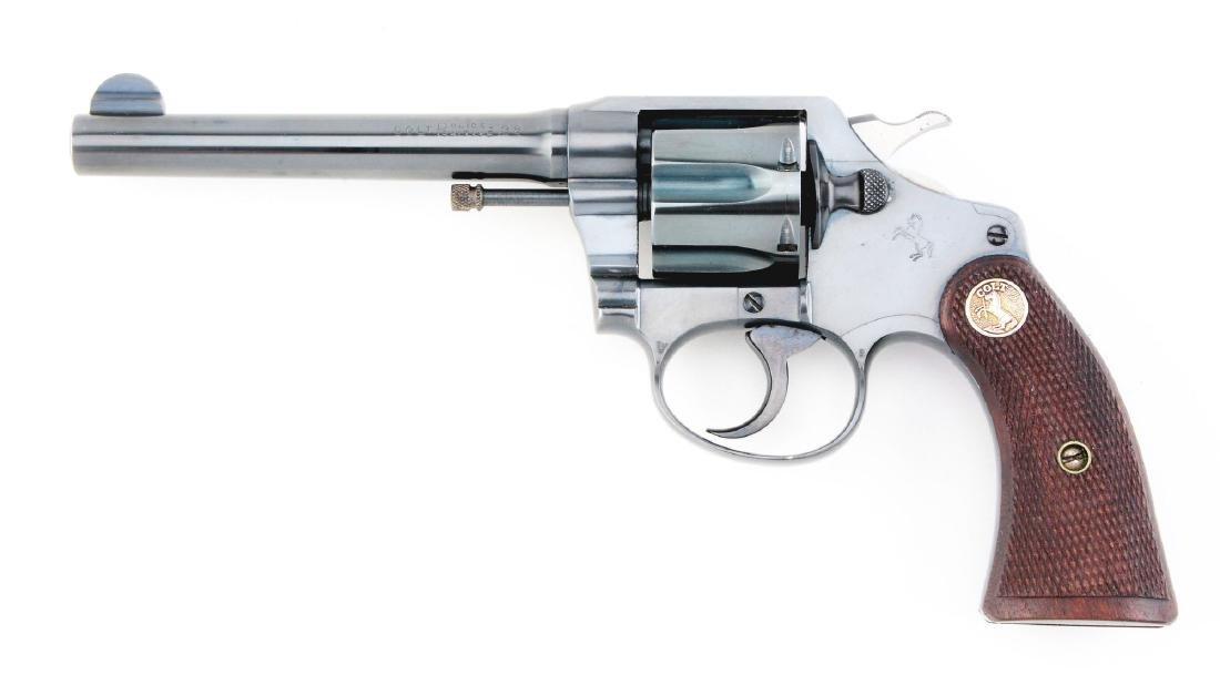 (C) Excellent Colt Police Positive Double Action - 5