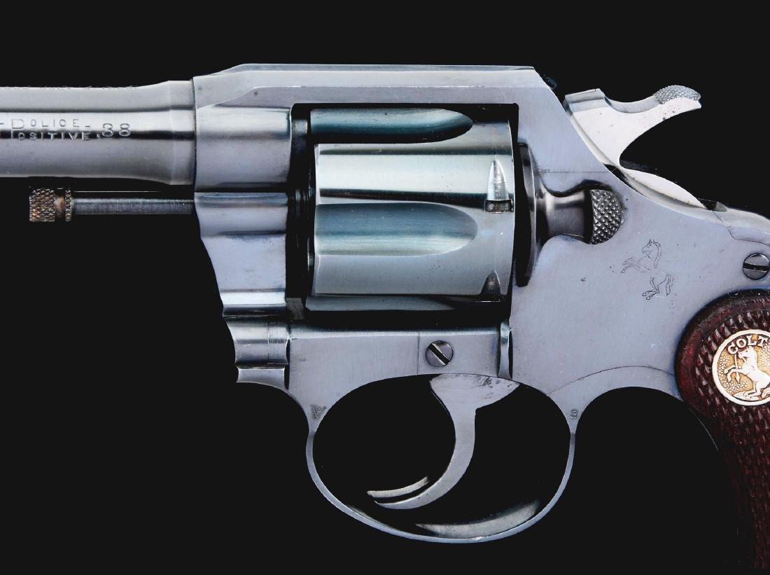 (C) Excellent Colt Police Positive Double Action - 6