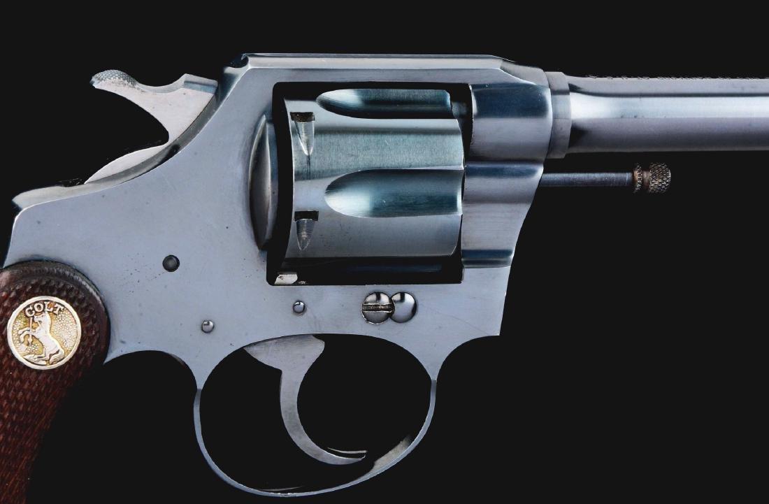 (C) Excellent Colt Police Positive Double Action - 7