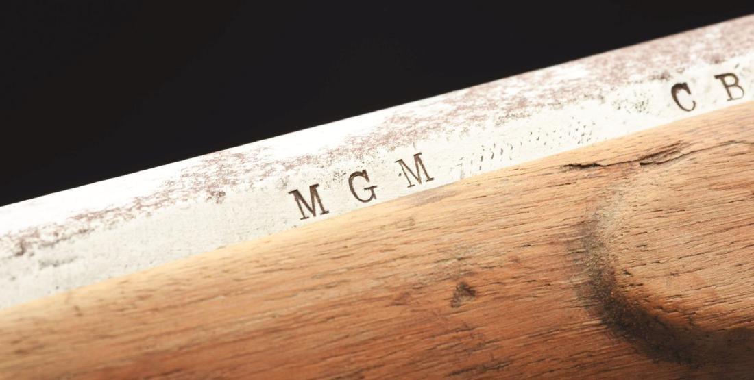 Documented Clark Gable's Half Stock Percussion Rifle - 4