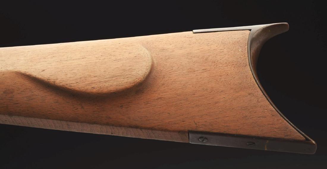 Documented Clark Gable's Half Stock Percussion Rifle - 7