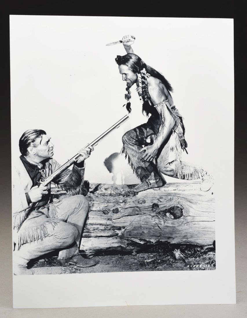 Documented Clark Gable's Half Stock Percussion Rifle - 8