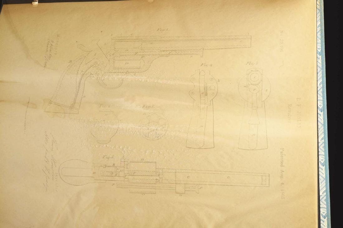 Large Collection of Firearms Patents, Documents and - 3