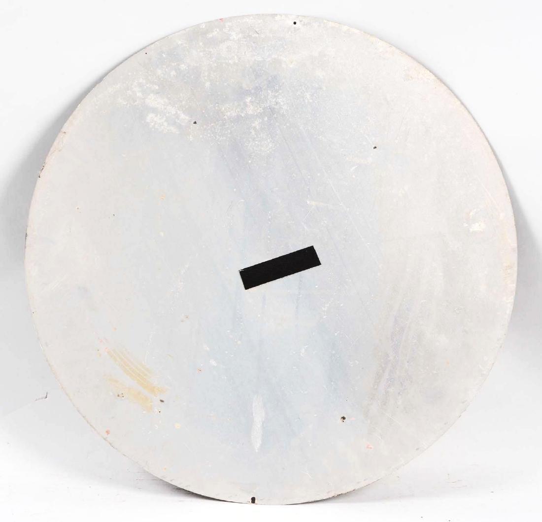 RPM Motor Oil Tin Sign. - 3